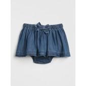 1969 chambray skirt