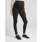 Ingrid and Isabel® Crossover Panel Zip-Leggings