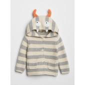 Monster Garter Hoodie Sweater