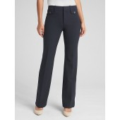High Rise Baby Boot Trousers
