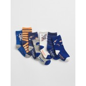 Days-of-the-Week Space Crew Socks (7-Pack)
