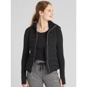 GapFit Lightweight Hooded Puffer Vest