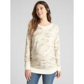 Maternity Softspun Pullover Sweatshirt