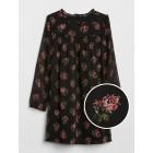 Rose Swing Dress