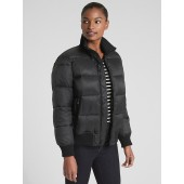 ColdControl Puffer Bomber Jacket