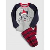 GapKids &#124 Disney Mickey Mouse PJ Set