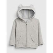 Cozy Bear Hoodie Sweatshirt