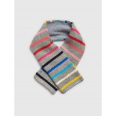 Cozy Crazy Stripe Scarf