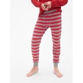 Stripe Long John PJ Pants