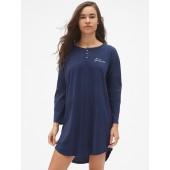 Forever Favorite Henley Sleep Shirt