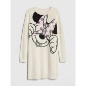GapKids &#124 Disney Minnie Mouse Studded Sweater Dress