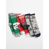GapKids &#124 Star Wars&#153 Crew Socks