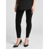 Maternity Full Panel Leggings in Velvet