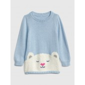 Bear Graphic Sweater