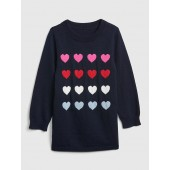 Heart Sweater Tunic
