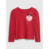 babyGap &#124 Disney Minnie Mouse Interactive Graphic T-Shirt