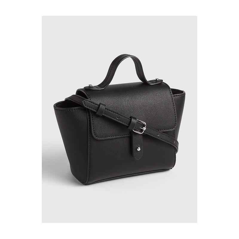 Mini Top Handle Crossbody Bag