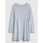 Softspun Cinched-Waist Dress