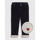 Superdenim Lined Straight Cords with Defendo