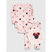 babyGap &#124 Disney Minnie Mouse Bodysuit Set