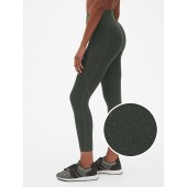 GapFit High Rise Perforated Pocket 7/8 Leggings in Sculpt Revolution