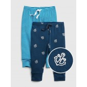 Anchor Pull-On Pants (2-Pack)