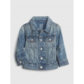 Organic Cotton Icon Denim Jacket