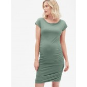 Maternity Short Sleeve T-Shirt Dress