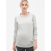 Maternity Vintage Soft Pullover Sweatshirt in French Terry