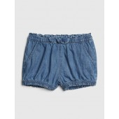 Baby Denim Bubble Shorts