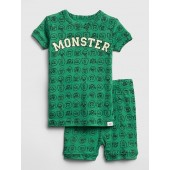 Monster Short PJ Set