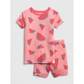 Watermelon Short PJ Set
