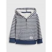Stripe Hoodie Sweatshirt