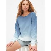 Vintage Soft Relaxed Tie-Dye Sweatshirt