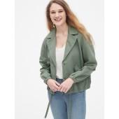 Linen Topper Jacket