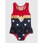 babyGap &#124 DC Wonder Woman Swim One-Piece