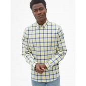 Lived-In Stretch Poplin Shirt