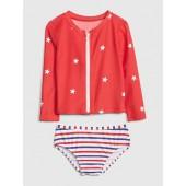 Toddler Rashguard Swim Set