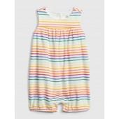 Baby Stripe Shorty One-Piece