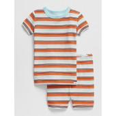 Baby Stripe Short PJ Set