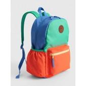 Kids Colorblock Senior Backpack
