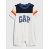 Baby Gap Logo Shorty One-Piece