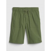 Kids Pull-On Utility Shorts