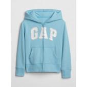 Gap Logo Flippy Sequin Hoodie Sweatshirt