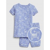 Cat Short PJ Set