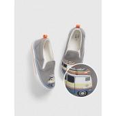Shark Van Slip-On Sneakers