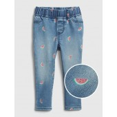 Superdenim Watermelon Jeggings with Fantastiflex