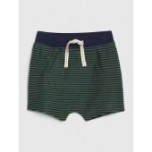 Baby Waffle-Knit Pull-On Shorts