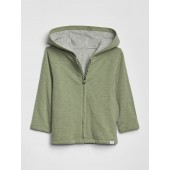 Toddler Double-Layer Hoodie Sweatshirt