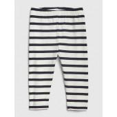 Baby Stripe Leggings in Stretch Jersey